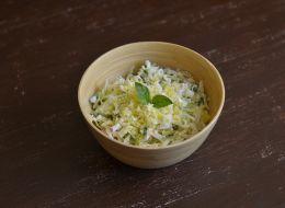 Вегетарианские салаты: что приготовить, вкусные рецепты на каждый день