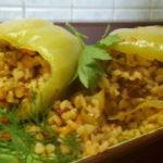 Вегетарианские фаршированные перцы: особенности приготовления, лучшие рецепты