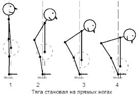 Чем отличается мертвая тяга от классической становой тяги?