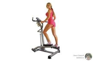 Степпер: эффективный тренажер для похудения, польза и противопоказания